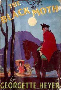 Georgette Heyer The Black Moth