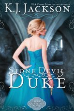 female images on covers: Stone Devil Duke