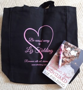 Romance Conference Diary Give away