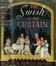 My first Library The Swish of the Curtain