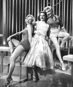 More Blondes Monroe, Bacall, Grable How to Marry a Millionaire