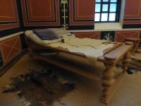 Villa Borg reconstruction of bathhouse suite