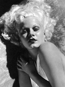 Blonde Jean Harlow