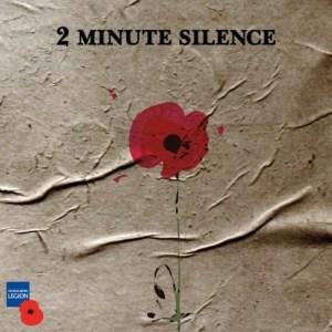 Armistice Day Silence
