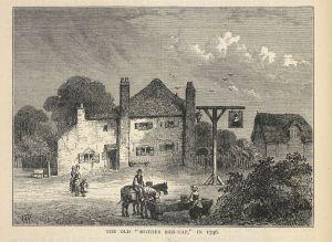 Old Mother Red Cap pub c 1746