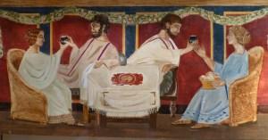 Roman life shown at Saalburg