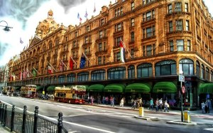 Armistice Day - Harrods