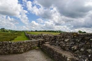Hadrian's Wall Roman frontier