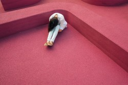 girl in despair as result of broken resolutions