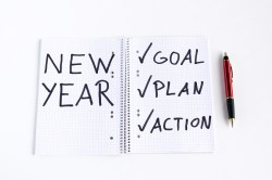 New Year resolutions about to become broken resolutions?