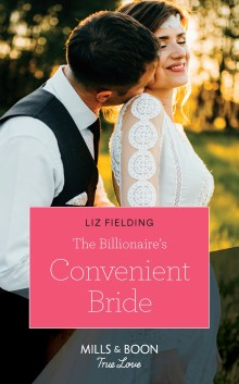 cover of Liz Fielding's Latest Book The Billionaire's Convenient Bride