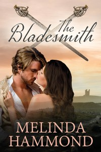 cover of The Bladesmith by Melinda Hammond