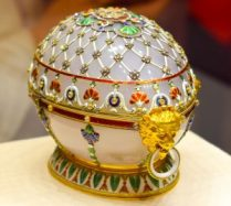 Shorter Romantic fiction is as gorgeous as this Fabergé Renaissance egg