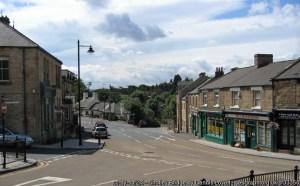Shotley Bridge, home of 17th century swordmakers