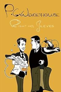 Books with friends. Right ho, Jeeves