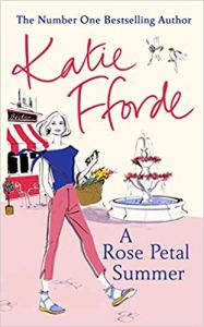 Katie Fforde, Rose Petal Summer, Books with friends