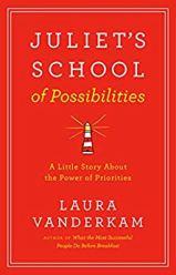 cover of Juliet's School of Possibilities by Laura Vanderkam