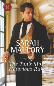 The Ton's Most Notorious Rake by Sarah Mallory