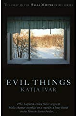 Evil Things, Katje Ivar, Clues