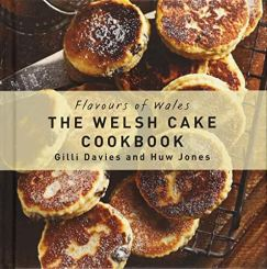 cover of The Welsh Cake Cookbook