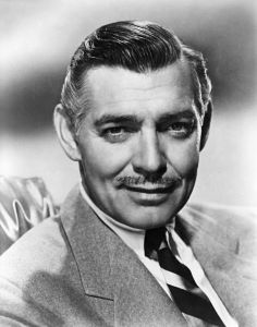 Clark Gable, ideal hero?