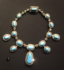 1820 Palffy turquoises bought by Frances Vane