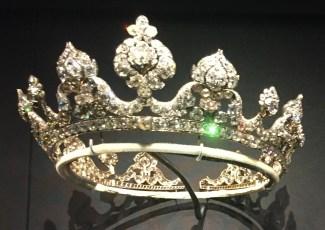 1885 Londonderry tiara
