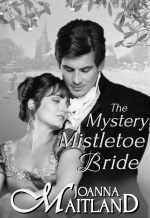 monochrome cover Mystery Mistletoe Bride