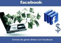 Como ganar dinero en internet con facebook 2