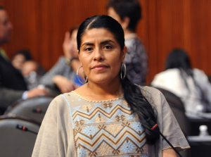 Eufrosina Cruz Mendoza