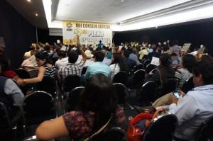 Aprueba PRD alianza con PAN y PT en Oaxaca