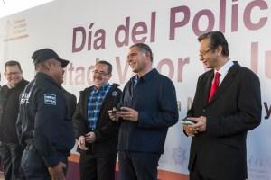 Gabino Gobernador - Día del Policía 05