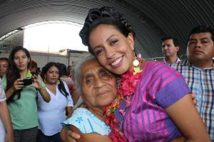 Mariana Benítez Oaxaca que soñamos d