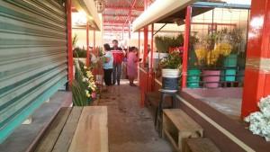 Comerciantes piden orden en mercado de Ejutla