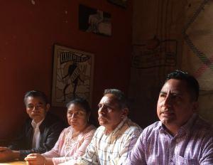 Responsabiliza edil de Zaachila a la 14 de Junio de los actos violentos