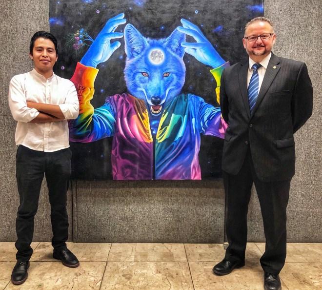 """Carlos Bazan presenta """"Ocaso"""" en Texas"""