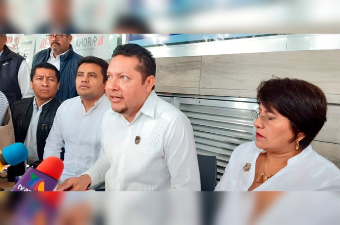 José Arturo Hernández Martínez dijo que los conflictos al interior del gremio concluyeron