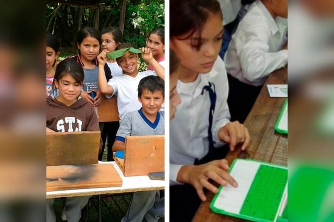 2 de cada 10 alumnos tienen acceso a internet en México y solo 44 de 100 tiene CPU
