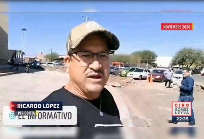 Asesinan a periodista Ricardo López en Sonora; es el sexto en lo que va del  año. Denunció amenaza de muerte - Libertad Bajo Palabra
