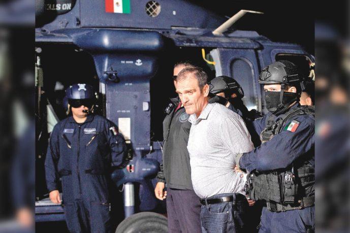 """El exlíder del cártel de Sinaloa """"El Güero"""" Palma fue hospitalizado por picaduras de chinches en las piernas"""