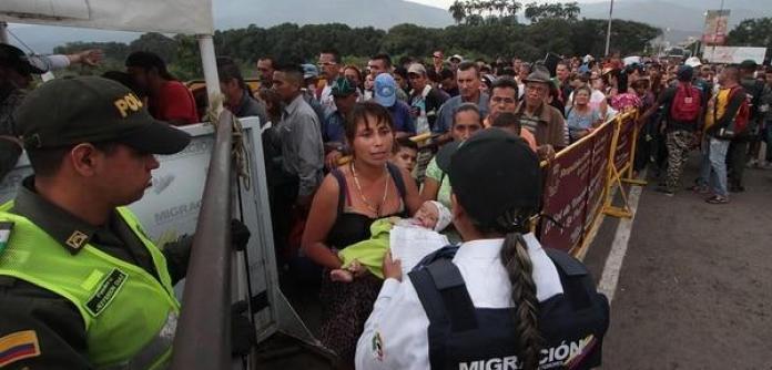 Human Rights Watch reclamó una acción regional coordinada frente al dramático éxodo venezolano y pidió sanciones contra los líderes chavistas