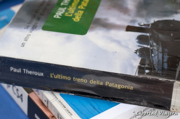 El viejo expreso de la Patagonia (P. Theroux)