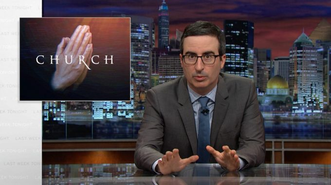 John Oliver Swings And Misses At Injustice
