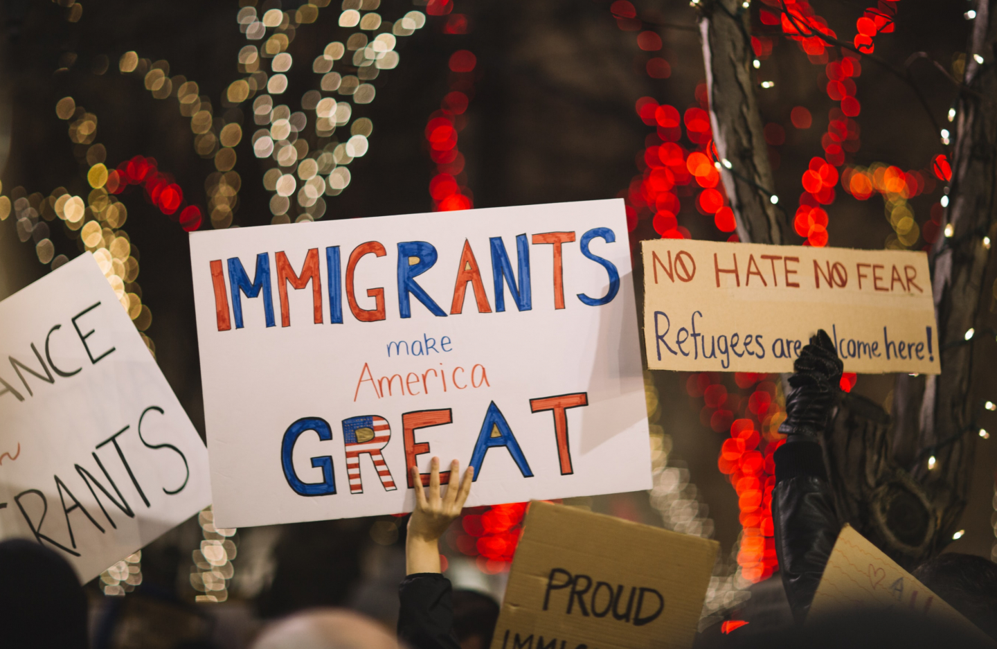 Christians should have a welcoming posture toward immigrants