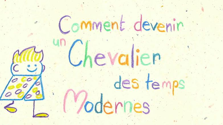 Chevalier moderne