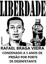 adesivo Rafael Braga II - SARA