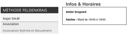 Libertevies- Cours Méthode feldenkrais- Coach PNL - Rueil Malmaison