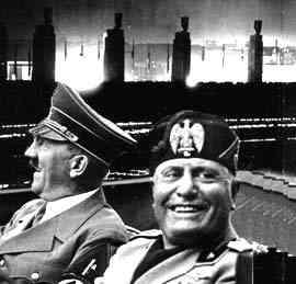 03 - Hitler e Mussolini