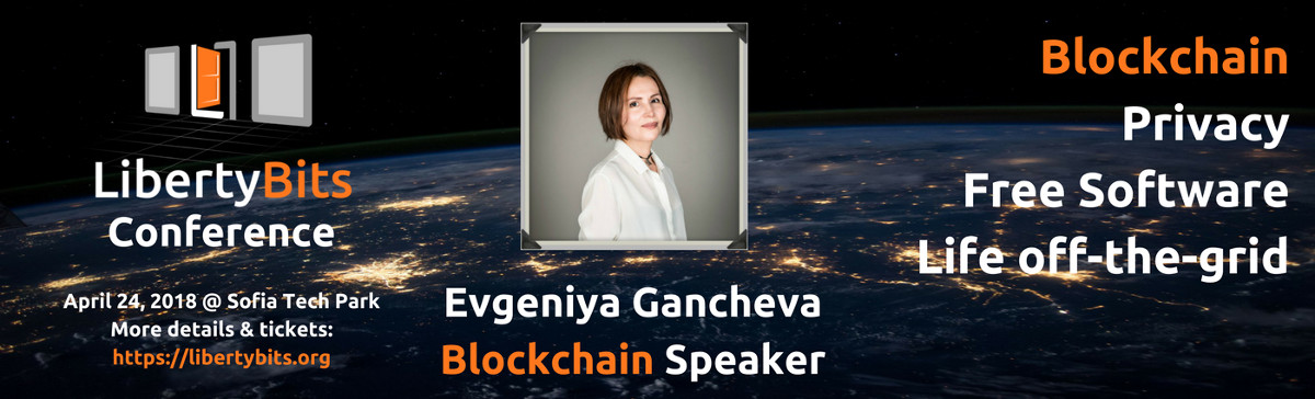 Speaker's Showcase: 6 Q&A with Evgeniya Gancheva