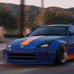 Nissan 350z Stardast Add On Liveries Template 0 1 For Gta 5